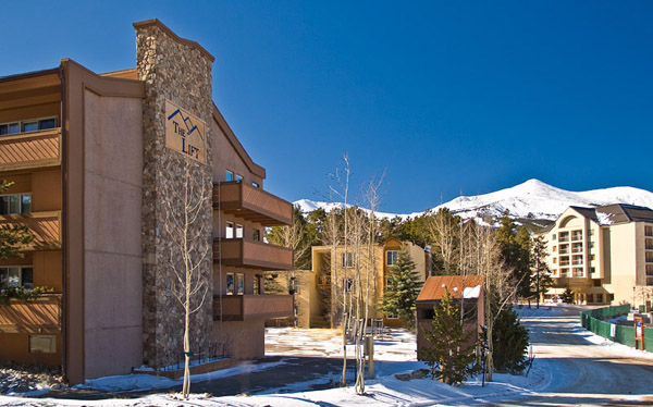 breckenridge lodging condo rental